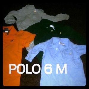 Polo Baby Boy- 6 Mo.